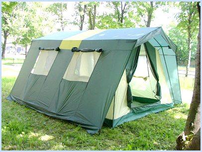 палатки-тенты