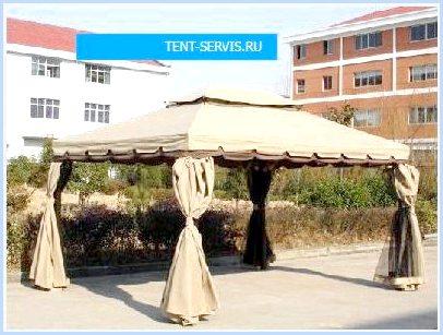 шатры и тенты для дачи