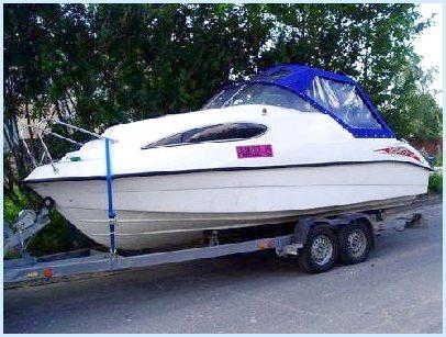 тент для яхт, катеров и лодок